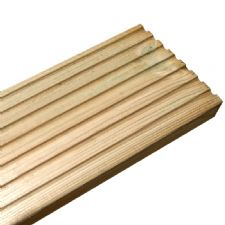 Grooved Decking Boards
